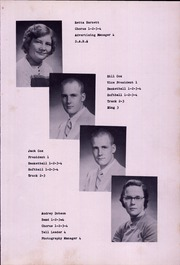 Page 15, 1954 Edition, Reelsville High School - Chief Yearbook (Reelsville, IN) online yearbook collection