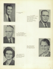 Page 9, 1958 Edition, New Ross High School - Blue Jay Yearbook (New Ross, IN) online yearbook collection