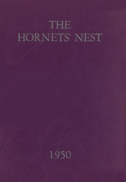 1950 Edition, Waveland High School - Hornets Nest Yearbook (Waveland, IN)
