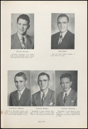 Page 11, 1951 Edition, Waveland High School - Hornets Nest Yearbook (Waveland, IN) online yearbook collection