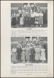 Page 14, 1951 Edition, Waveland High School - Hornets Nest Yearbook (Waveland, IN) online yearbook collection