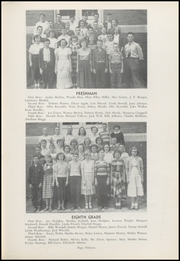 Page 15, 1951 Edition, Waveland High School - Hornets Nest Yearbook (Waveland, IN) online yearbook collection