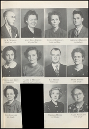 Page 5, 1951 Edition, Waveland High School - Hornets Nest Yearbook (Waveland, IN) online yearbook collection
