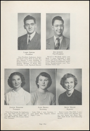 Page 7, 1951 Edition, Waveland High School - Hornets Nest Yearbook (Waveland, IN) online yearbook collection