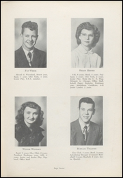 Page 9, 1951 Edition, Waveland High School - Hornets Nest Yearbook (Waveland, IN) online yearbook collection