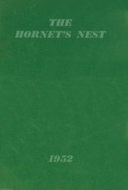 1952 Edition, Waveland High School - Hornets Nest Yearbook (Waveland, IN)