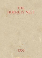 Page 1, 1953 Edition, Waveland High School - Hornets Nest Yearbook (Waveland, IN) online yearbook collection