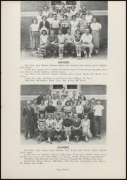 Page 15, 1953 Edition, Waveland High School - Hornets Nest Yearbook (Waveland, IN) online yearbook collection