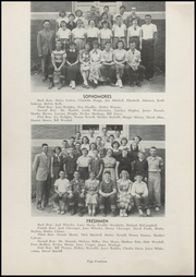 Page 16, 1953 Edition, Waveland High School - Hornets Nest Yearbook (Waveland, IN) online yearbook collection