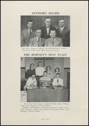 Page 5, 1953 Edition, Waveland High School - Hornets Nest Yearbook (Waveland, IN) online yearbook collection