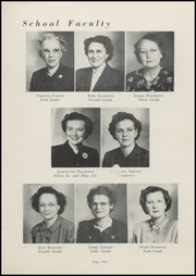 Page 7, 1953 Edition, Waveland High School - Hornets Nest Yearbook (Waveland, IN) online yearbook collection