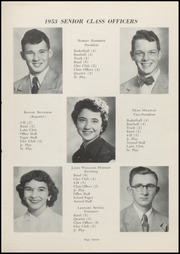 Page 9, 1953 Edition, Waveland High School - Hornets Nest Yearbook (Waveland, IN) online yearbook collection