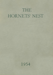 1954 Edition, Waveland High School - Hornets Nest Yearbook (Waveland, IN)