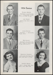 Page 11, 1954 Edition, Waveland High School - Hornets Nest Yearbook (Waveland, IN) online yearbook collection