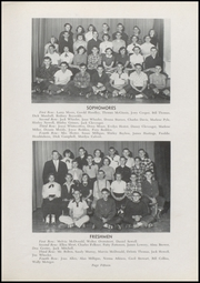 Page 17, 1954 Edition, Waveland High School - Hornets Nest Yearbook (Waveland, IN) online yearbook collection