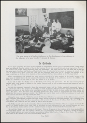 Page 10, 1957 Edition, Waveland High School - Hornets Nest Yearbook (Waveland, IN) online yearbook collection