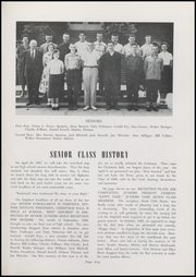 Page 11, 1957 Edition, Waveland High School - Hornets Nest Yearbook (Waveland, IN) online yearbook collection