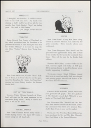 Page 17, 1957 Edition, Waveland High School - Hornets Nest Yearbook (Waveland, IN) online yearbook collection