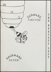Page 3, 1957 Edition, Waveland High School - Hornets Nest Yearbook (Waveland, IN) online yearbook collection