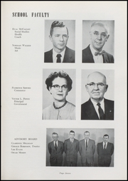 Page 9, 1957 Edition, Waveland High School - Hornets Nest Yearbook (Waveland, IN) online yearbook collection