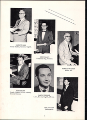 Page 10, 1962 Edition, Waveland High School - Hornets Nest Yearbook (Waveland, IN) online yearbook collection