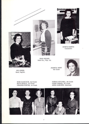 Page 11, 1962 Edition, Waveland High School - Hornets Nest Yearbook (Waveland, IN) online yearbook collection
