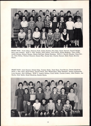 Page 16, 1962 Edition, Waveland High School - Hornets Nest Yearbook (Waveland, IN) online yearbook collection