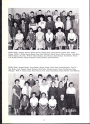 Page 17, 1962 Edition, Waveland High School - Hornets Nest Yearbook (Waveland, IN) online yearbook collection