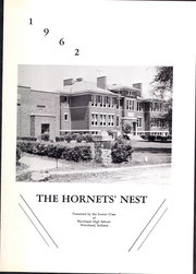 Page 5, 1962 Edition, Waveland High School - Hornets Nest Yearbook (Waveland, IN) online yearbook collection