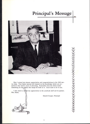 Page 7, 1962 Edition, Waveland High School - Hornets Nest Yearbook (Waveland, IN) online yearbook collection