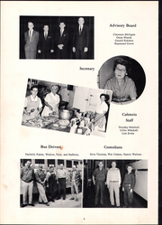 Page 8, 1962 Edition, Waveland High School - Hornets Nest Yearbook (Waveland, IN) online yearbook collection