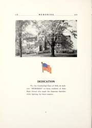Page 10, 1945 Edition, Amo High School - Amoace Yearbook (Amo, IN) online yearbook collection