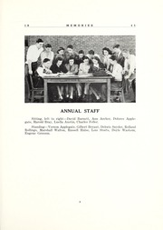 Page 11, 1945 Edition, Amo High School - Amoace Yearbook (Amo, IN) online yearbook collection