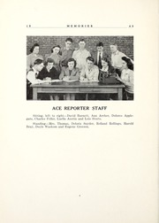 Page 12, 1945 Edition, Amo High School - Amoace Yearbook (Amo, IN) online yearbook collection