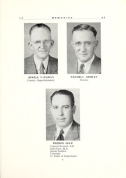 Page 15, 1945 Edition, Amo High School - Amoace Yearbook (Amo, IN) online yearbook collection