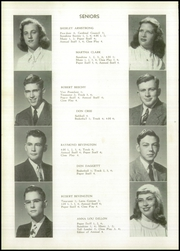 Page 14, 1948 Edition, Galveston High School - Galvestonian Yearbook (Galveston, IN) online yearbook collection