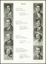 Page 15, 1948 Edition, Galveston High School - Galvestonian Yearbook (Galveston, IN) online yearbook collection