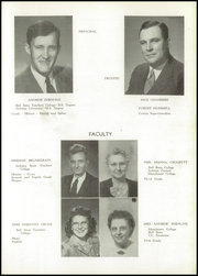 Page 9, 1948 Edition, Galveston High School - Galvestonian Yearbook (Galveston, IN) online yearbook collection