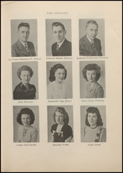 Page 17, 1946 Edition, Goodland High School - Tivoli Yearbook (Goodland, IN) online yearbook collection