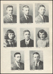 Page 11, 1949 Edition, Goodland High School - Tivoli Yearbook (Goodland, IN) online yearbook collection