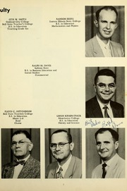 Page 11, 1957 Edition, Goodland High School - Tivoli Yearbook (Goodland, IN) online yearbook collection