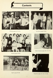 Page 6, 1957 Edition, Goodland High School - Tivoli Yearbook (Goodland, IN) online yearbook collection