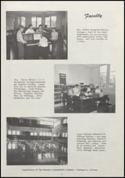 Page 13, 1959 Edition, Goodland High School - Tivoli Yearbook (Goodland, IN) online yearbook collection