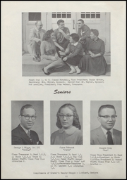 Page 16, 1959 Edition, Goodland High School - Tivoli Yearbook (Goodland, IN) online yearbook collection