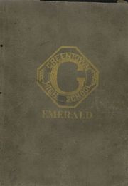 Page 1, 1924 Edition, Greentown High School - Emerald Yearbook (Greentown, IN) online yearbook collection