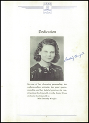 Page 11, 1942 Edition, Greentown High School - Emerald Yearbook (Greentown, IN) online yearbook collection