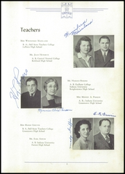 Page 13, 1942 Edition, Greentown High School - Emerald Yearbook (Greentown, IN) online yearbook collection
