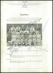 Page 14, 1942 Edition, Greentown High School - Emerald Yearbook (Greentown, IN) online yearbook collection
