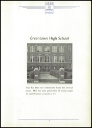 Page 7, 1942 Edition, Greentown High School - Emerald Yearbook (Greentown, IN) online yearbook collection