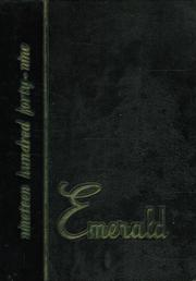 Page 1, 1949 Edition, Greentown High School - Emerald Yearbook (Greentown, IN) online yearbook collection